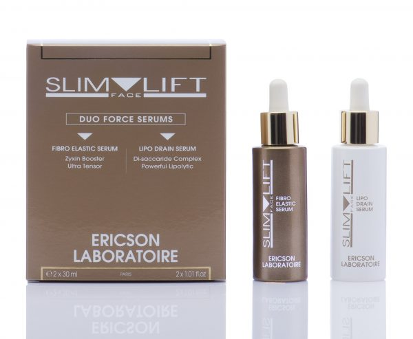 SLIM-FACE-LIFT: DUO FORCE SERUMS