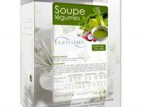 SOUPE LEGUMES HYPERPROTEINEE NUTRISVELT 6 x 25g